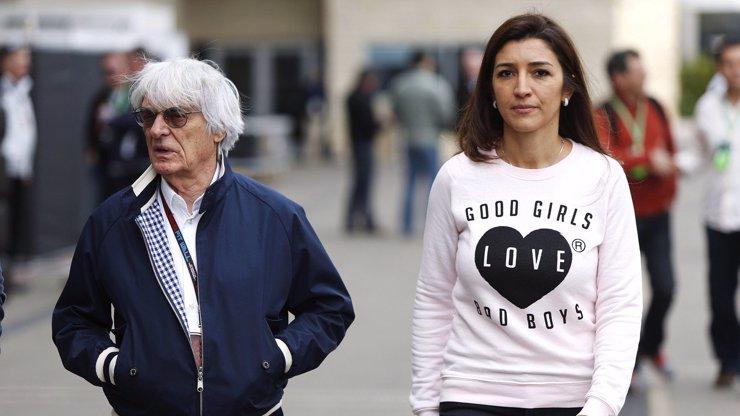 Bývalý šéf Formule 1 Bernie Ecclestone se v 89 letech stal znovu otcem, dočkal se syna