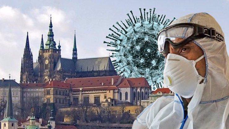 Psychiatr o panice Čechů kvůli koronaviru: Nejde se bránit, lidé se bojí, že jim vláda tají pravdu