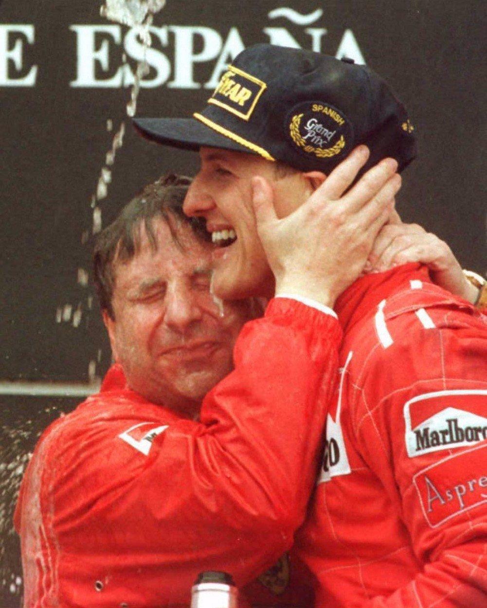 Smutné detaily o stavu Michaela Schumachera: Komunikuje jen pohledem, mluvit nedokáže
