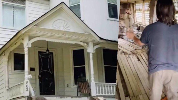 Manželé koupili starý dům za skvělou cenu: Po hrůzném nálezu ve sklepě se objevili duchové