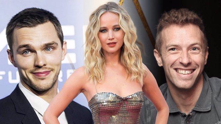 Jennifer Lawrence je už přes rok vdaná: S jakými krasavci měla za svobodna pletky?