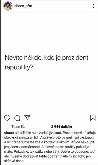 Všichni se ptají, kam se ztratil prezident Miloš Zeman: Mluvčí Ovčáček záhadu vyřešil