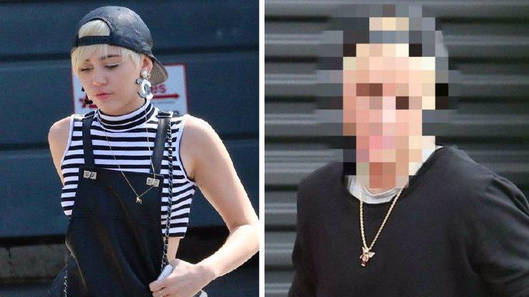 Kuk: Justýna Bieberová to dokázala, vypadá přesně jako Miley Cyrus!