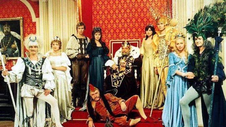Princ a Večernice po 42 letech: Oblíbené pohádkové postavy se změnily k nepoznání