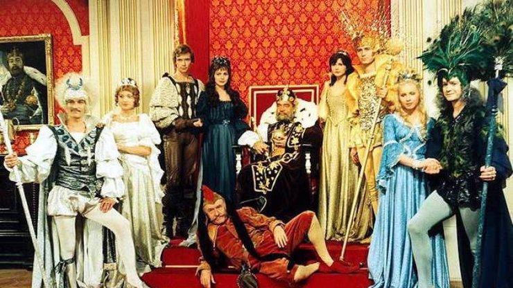 Legendární pohádka Princ a Večernice po 42 letech: Oblíbené postavy se změnily k nepoznání