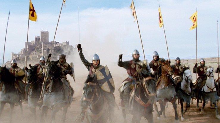 5 důvodů, proč byste měli vidět historický film Království nebeské dnes v televizi