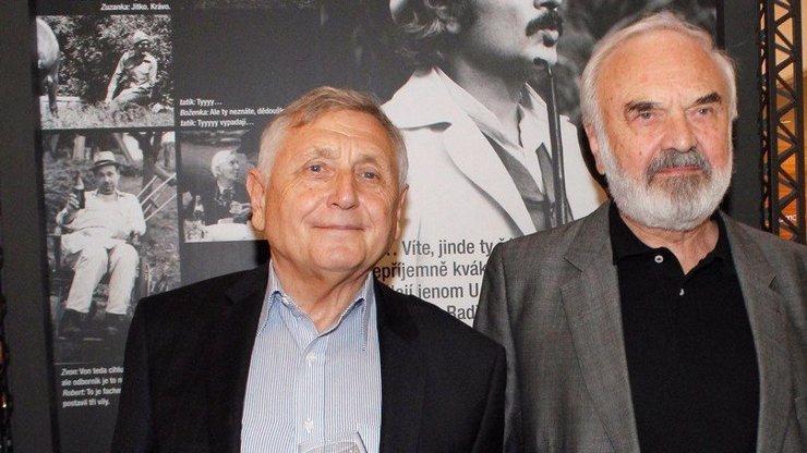Zdeněk Svěrák o konci Jiřího Menzela: Byl jsem svědkem jeho utrpení