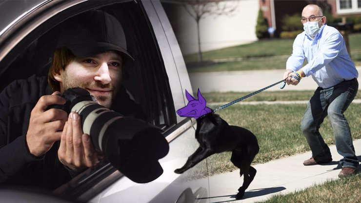 Rok s covidem: Top 15 vtipů aneb Kdo tam tenkrát toho Romana Prymulu vyfotil?