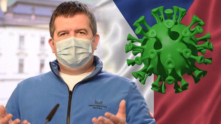 Jan Hamáček o koronaviru: Odložit návrat roušek byla fatální chyba