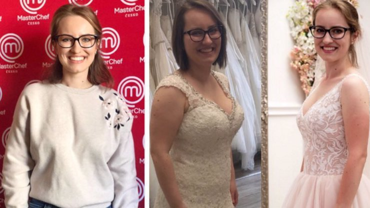 Zhubla 22 kilo a získala zástěru: Pavlína z MasterChefa prošla obrovskou proměnou
