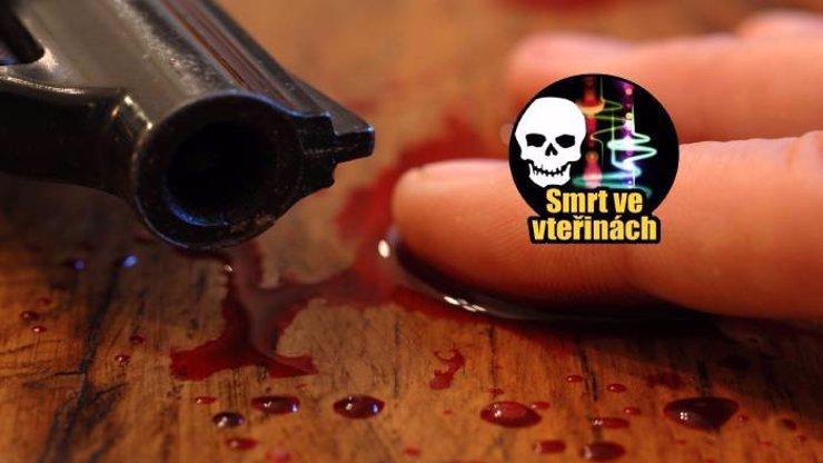 Smrt střelnou zbraní: Co se děje s člověkem, když se kulka zavrtá do těla?