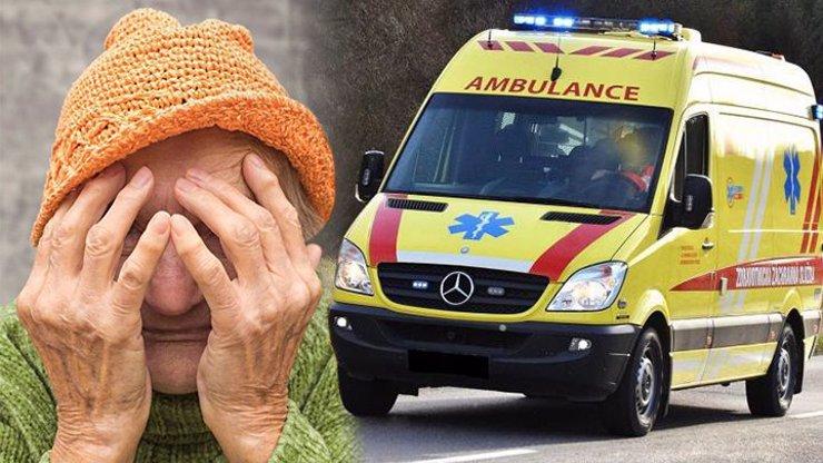 Babička z Berounska se bála nákazy koronavirem: Vypila proto dezinfekci AntiCovid