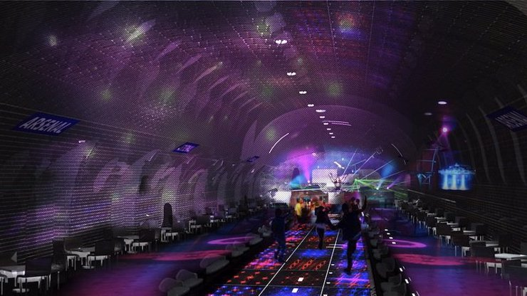 Paříž má velké plány s nepoužívanými stanicemi metra: Chce z nich udělat zábavní a sportovní střediska