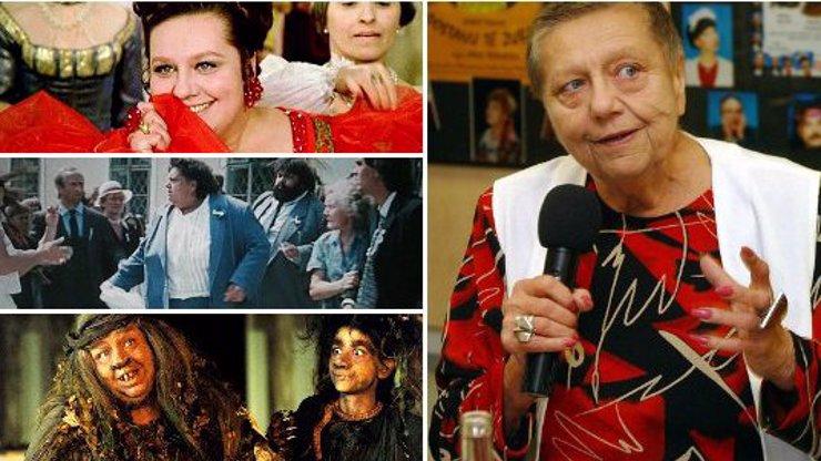 Národem milovaná herečka, která vlastně nikdy nehrála: 10 let od úmrtí Heleny Růžičkové, zavzpomínejte s námi