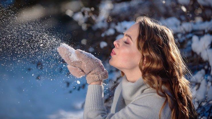 Předpověď počasí na poslední lednový víkend: Česko zavalí sníh, teploty klesnou i pod -10 stupňů