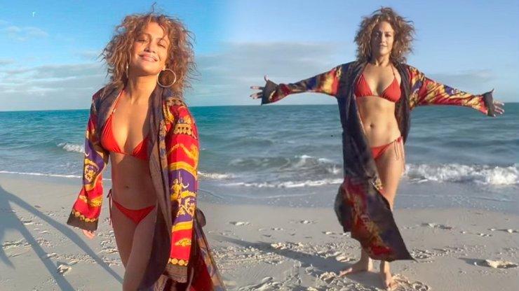 Šťavnatá postava nestárnoucí Jennifer Lopez: V 51 letech vypadá jako dvacítka