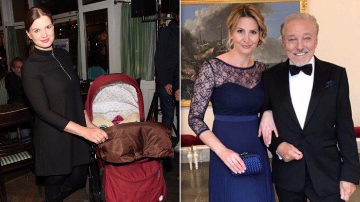 Poprvé ukázala malou Karličku: Gottova mluvčí porodila týden po zpěvákově smrti