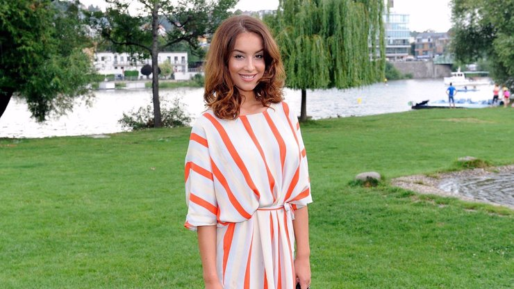 Krásná modelka Buranská se stala obětí terorismu: Napadl ji imigrant!