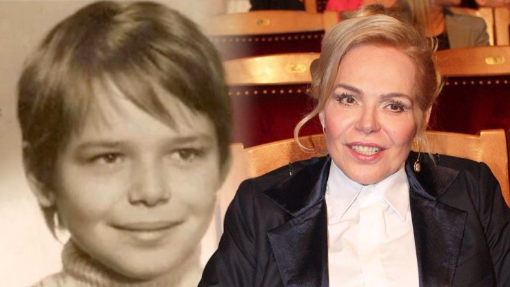 Dagmar Havlová sdílela roztomilou fotku z dětství: Rvala jsem se, říkali mi Vrabčák Vojta