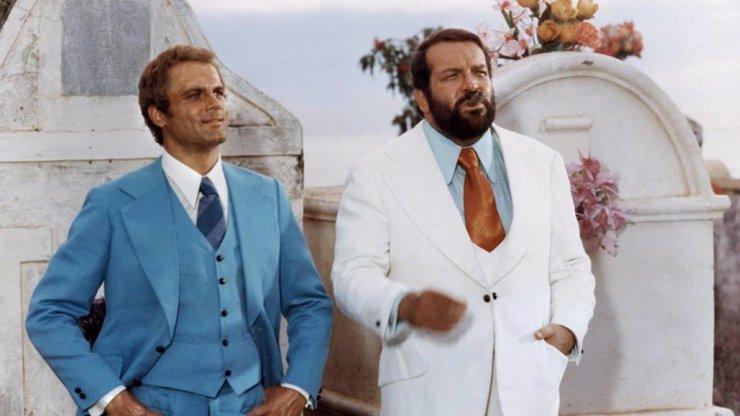 Terence Hill slaví 81: Jak dnes vypadá modrooký ranař?