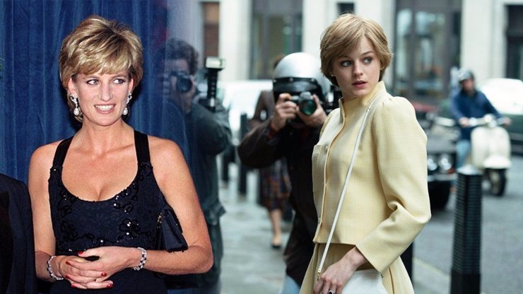 Kadeřník princezny Diany česal seriálovou princeznu: Bylo to zvláštní déjà vu, říká