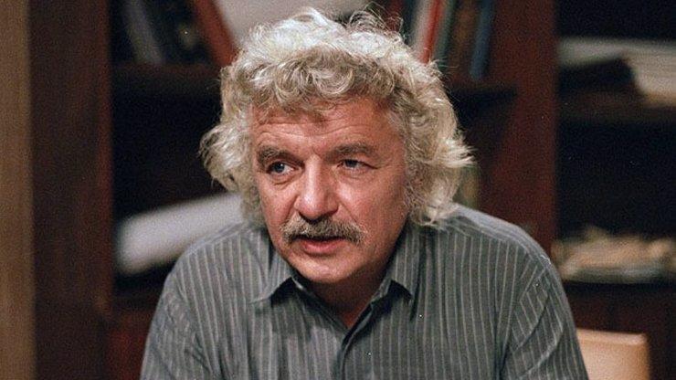 Ladislav Smoljak zemřel před 10 lety: Obvinění ze spolupráce s StB ho trápilo léta