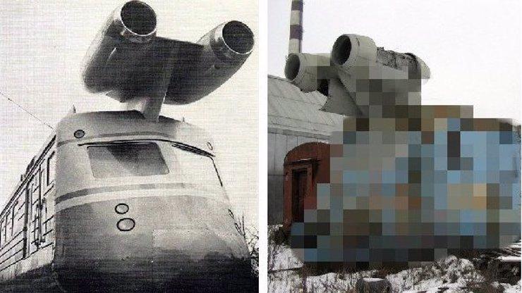 Nejrychlejší vlak světa nalezen! Co to s ním proboha Rusové provedli?