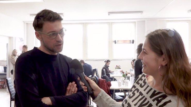 První komunitní kuchyně v republice: Na slavnostním zahájení nechyběl Lukáš Hejlík