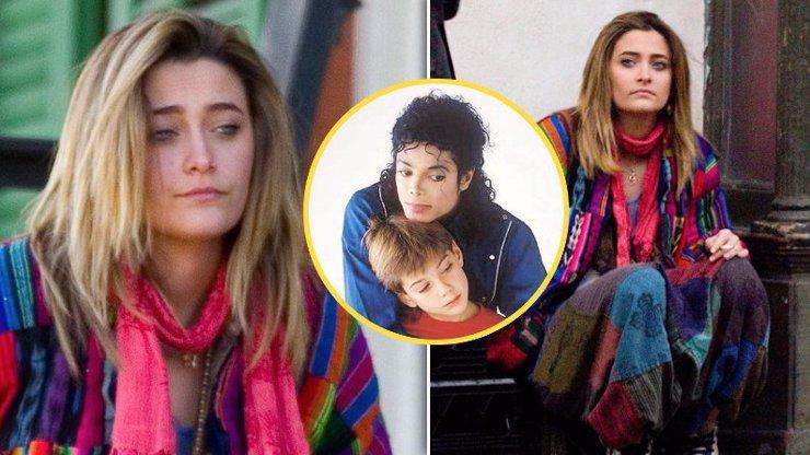 Zdeptaná dcera Michaela Jacksona (†50): Zběsilý úprk před pravdou o tátově pedofilii?!