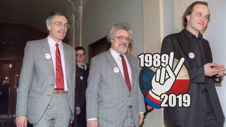 17. listopad 1989: Komunisté věděli, že jim zvoní hrana: Kocáb popsal tajná jednání před revolucí