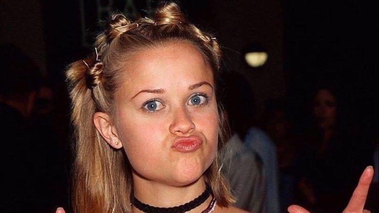 Reese Witherspoon vzpomíná na 90. léta: Fotka je hitem Instagramu, herečka nestárne
