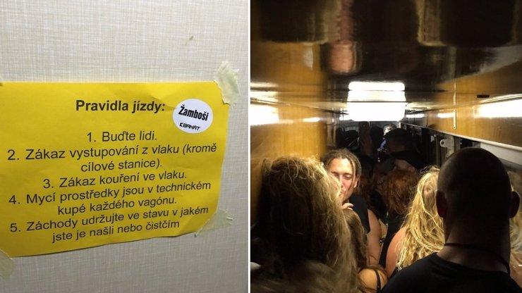 Jak se jelo na festival do rumunského Banátu? Důchodci z Moravy opustili vlak už v Bratislavě. Prý to bylo dobrovolné