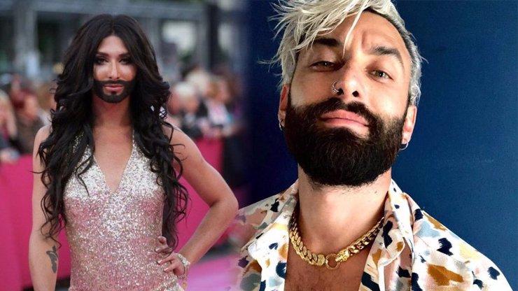Legendární Conchita Wurst odhodila kadeře: Rakouská dáma s vousy je k nepoznání