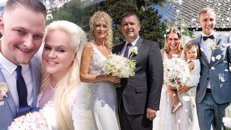 Hvězdné covid-19 svatby roku 2020: Tyto celebrity neodradila od sňatku ani světová pandemie