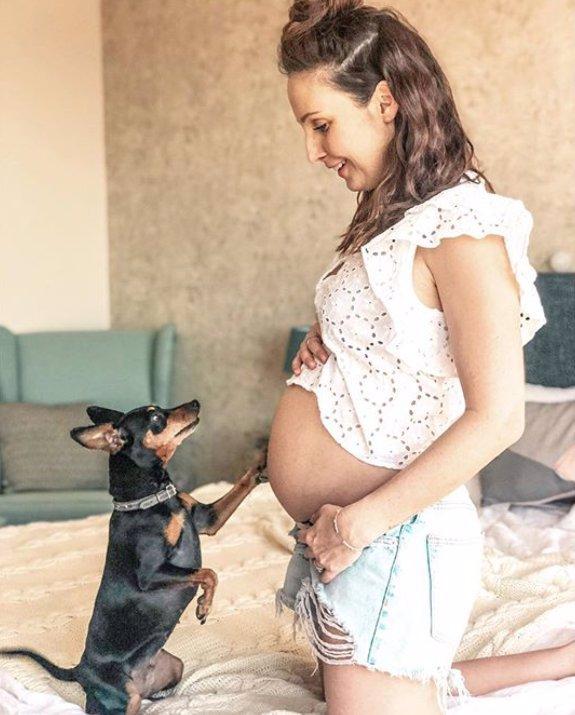 Radostné oznámení hvězdy 3v1: Veronika Arichteva prozradila pohlaví miminka