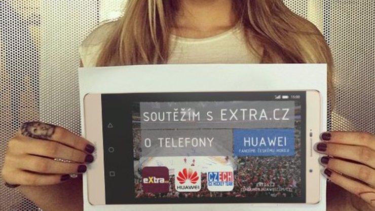To tady ještě nebylo! Extra rozdává telefony Huawei. Nebuď labuť a zapoj se!