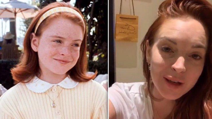 Z Pasti na rodiče doputovala do té drogové: Lindsay Lohan se stala zhuntovanou troskou