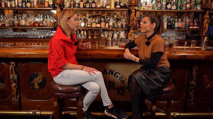 Extra Host Lucie Zedníčková: Na DAMU mi říkali pravdař. Nesnáším, když jsou lidi zlí, zákeřní a falešní