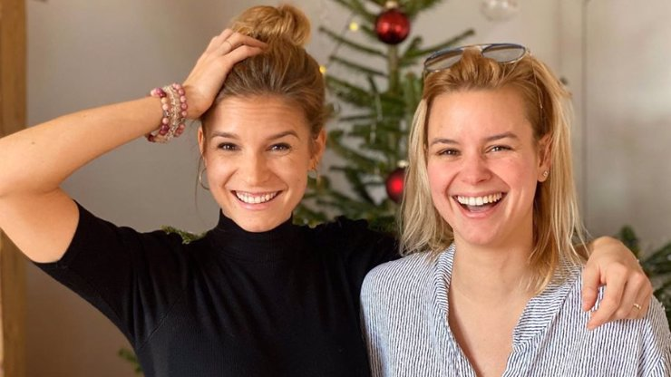 Patricie Pagáčová ukázala sestru: Krásná Linda okouzlila hereččiny fanoušky