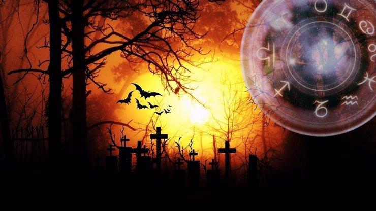 Dušičky ovlivňuje TEMNÝ ÚPLNĚK! Na hřbitov se odváží jen Blíženec! Rak se bude klepat strachy