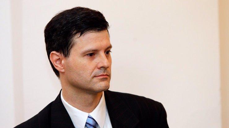 Pavel Hasenkopf v roce 2014, kdy se soudil s Mlynářem a Zemanem.