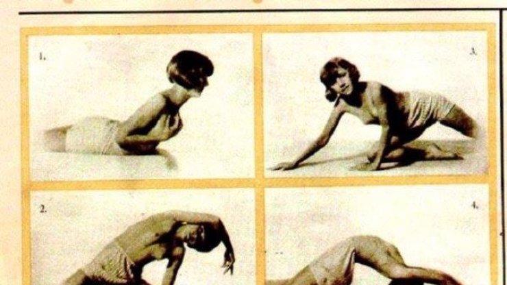 Takhle dosahovaly dámy orgasmu před sto lety