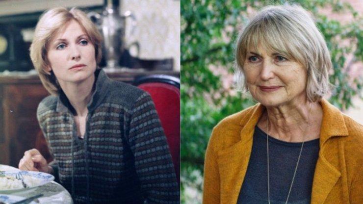 Od doktorky Čeňkové po Tátovu volhu: Takhle šel čas s herečkou Eliškou Balzerovou (69)!
