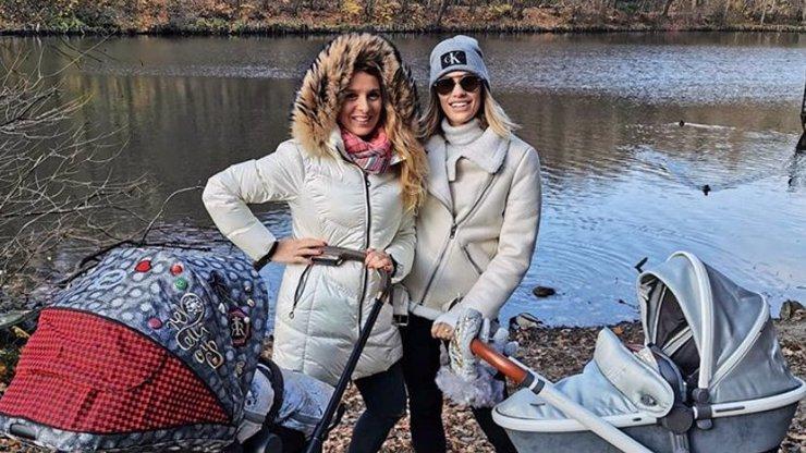 Jasmina Alagič vyvezla kočárky se sestrou Alex: Ten její stál závratnou částku