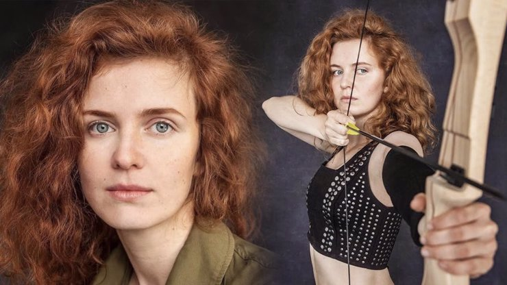 Zrodila se hvězda: Krásná zrzka Martina Babišová o natáčení s Orlandem Bloomem i Langmajerem