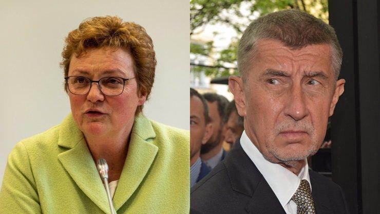 Andrej Babiš urazil europoslankyni Moniku Hohlmeier: Té později přišel výhrůžný dopis