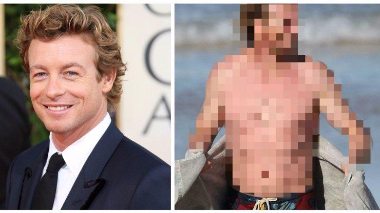 Sexy Mentalista ukázal na pláži břicho a... zničil všechny ženské představy o něm!
