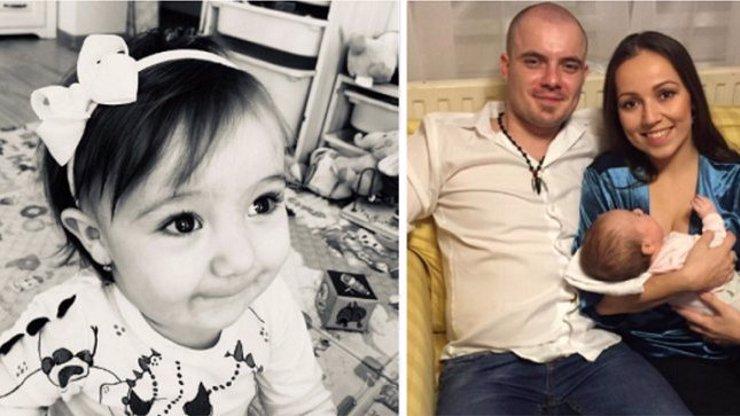 Malá Olivka přišla při tragické nehodě o oba rodiče: Nevinné holčičce můžete pomoci i vy