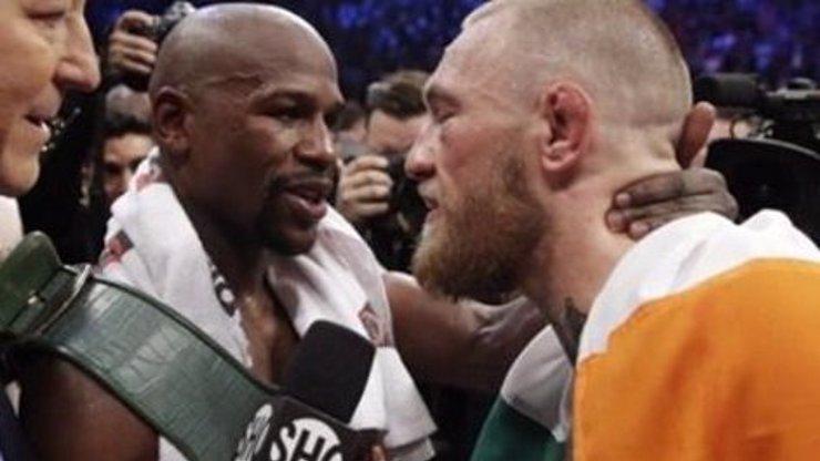 Nepřátelství? Byla to jen show! McGregor a Mayweather si rozdělili obrovské peníze. Nenávist zmizela
