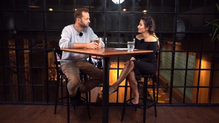 Extra Host Lukáš Langmajer v mrazivé zpovědi: Pil jsem, utápěl se v tom a nakonec skočil pod vlak